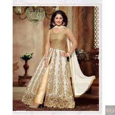 Banglori Silk Desginer Long Salwar Kameez₹1,730