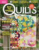 Best Fat Quarter Quilts - also available as a digital issue!