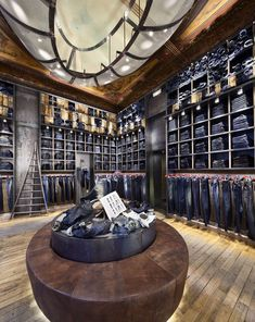 Replay Paris flagship store