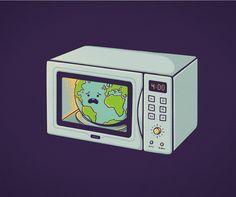 Ilustrações criativas por Enkel Dika | Criatives | Blog Design, Inspirações, Tutoriais, Web Design