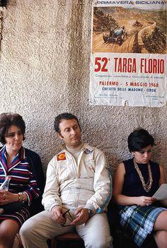 Nino Vaccarella, Targa Florio 1968