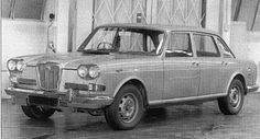"""Wolseley 3Litre: """"...the best car we never made"""", according to BMC test drivers. This double-sided prototype demonstrates two different styling schemes, which could have clothed the Rover V8 engine - it looked interesting and would have made an interesting flagship for the BMC range. However, the existence of Jaguar, and then Rover and Triumph would make its production a luxury for the company. The return would not have justified the investment."""