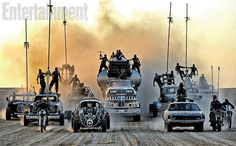 Mad Max: Fury Road. Doing it right.