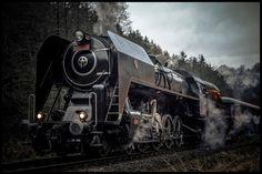 475111 by Václav Verner Fujifilm, Train, Vehicles, Vehicle