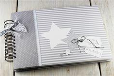 BABY MINI ALBUM - Gästebuch zur Hochzeit...♥............