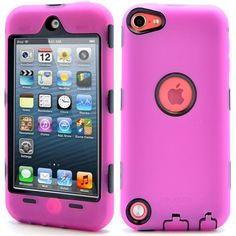 i-Blason ArmorBox Hybrid 3 Layer Defender Case with Built-In Screen Protector for iPod touch 5G (Magenta) by i-Blason, http://www.amazon.com/dp/B009B3V8YY/ref=cm_sw_r_pi_dp_GkhIrb04K7C0F
