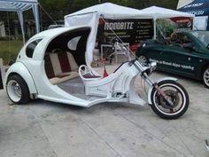 VW TRIKE 1200 CC