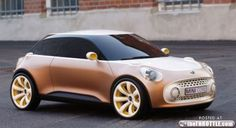 Mini Concept Car.