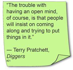 Terry Pratchett - #Quote #Author #Humor