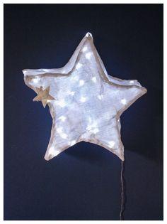 Lighting#kid's room#DIY#tu veux une étoile?#