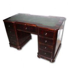 scrivania antica xix secolo Antiquariato su Anticoantico