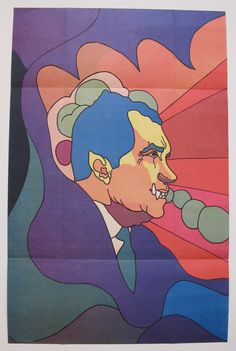 21 Vintage Political Posters from Cuba - 50 Watts
