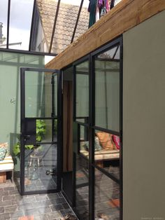 Steel Doors And Windows, Architecture, Glass, House, Outdoor, Cottages, Home Decor, Diy, Glass House