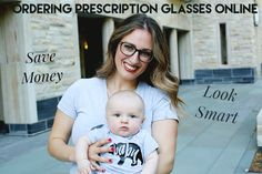 Ordering Prescription Glasses Online - Save Money, Look Smart, affordable glasses for a busy mom