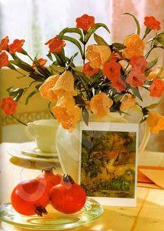 flores 2 - solange- crochê e tricô - Album Web Picasa