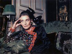 Rare Audrey Hepburn — Audrey Hepburn photographed by Jean-Claude Sauer...