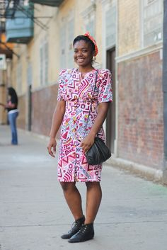 Mesha in Wicker Park from Chicago Street Style