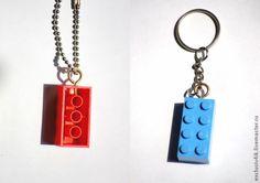 Брелоки и Ключница из LEGO - Ярмарка Мастеров - ручная работа, handmade