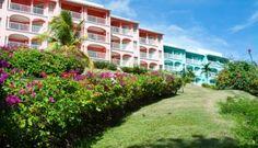 St James Club Morgan Bay resort, St. Lucia
