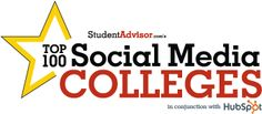 CCA is named one of the top 100 Social Media Colleges!  Thanks to everyone who follows us!!