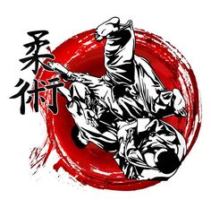The Basics Of Judo – Martial Arts Techniques Jiu Jitsu Gym, Ju Jitsu, Karate, Material Arts, Bjj Tattoo, Boxe Mma, Martial Arts Techniques, Gym Design, Combat Sport