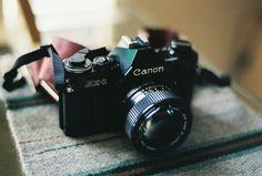 #camera canon ae-1