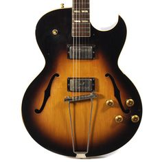 Gibson ES-225 Sunburst 1957