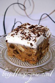 Desserts To Make, Cookie Desserts, Chocolate Desserts, Cookie Recipes, Dessert Recipes, Brze Torte, Kolaci I Torte, Baklava Dessert, Torte Recipe