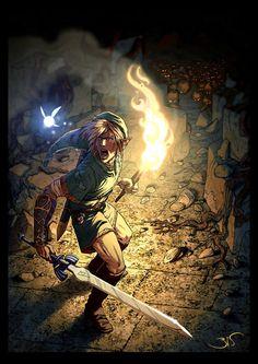 Link's Trap - Chris Regnault