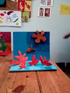 Le Jardin de Matisse en 3D