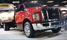 2018 Ford F-650 Style, Performance, Release Date and Price