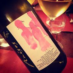 Anisos, blend of Pinot Bianco, Chardonnay and Trentino local grape Nosiola