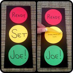 Photo 14 of 52: Cars / Birthday Ready. Set. Joe! | Catch My Party