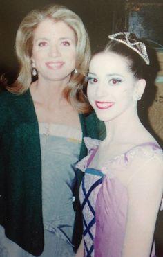 New York City Ballet principal dancer Alexandra Ansanelli at Kennedy Center with Caroline Kennedy Date 29 September 2014 .❤❤❤ ❤❤❤❤❤❤❤  http://commons.wikimedia.org/wiki/File:Alexandra_Ansanelli_at_Kennedy_Center_with_Caroline_Kennedy.jpg    http://en.wikipedia.org/wiki/Alexandra_Ansanelli  http://en.wikipedia.org/wiki/Caroline_Kennedy