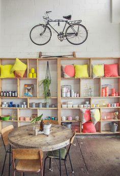 ATELIER RUE VERTE , le blog: Le Storehouse/ bar en Nouvelle Zélande