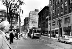 metrodemontreal.com :: Voir le sujet - MONTRÉAL: Retour dans le passé (photos d'archives)
