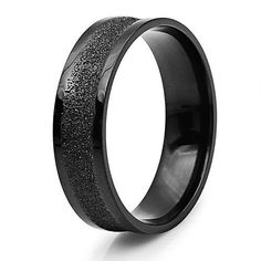Sand Camo Wedding Ring  Stainless Steel by RusticTendencies, $79.99