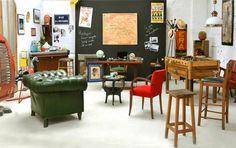 meubles années 50