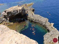 Découvrez les 5 plus beaux lieux pour se baigner à Malte ! Vous ne résisterez pas à nos lieux cachés et loins des touriste, à vos maillots !