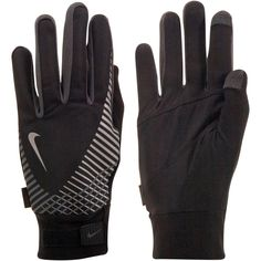 Nike Elite Storm Fit Tech Run Gloves (Mens)