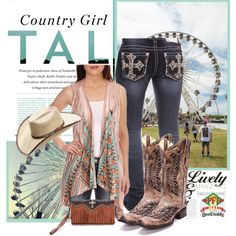 Corral Boots at PFI by bootdaddy on Polyvore  www.pfiwestern.com