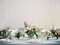 Soft and Delicate Wedding Inspiration | Wedding Inspiration | Oncewed.com