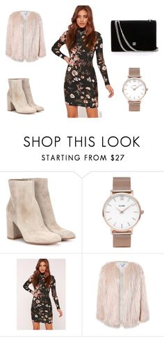"""""""Be my valentine"""" by sparklytrends ❤ liked on Polyvore featuring Gianvito Rossi, CLUSE, Missguided, Sans Souci, romantic, valentinesday and lovelyvalentinesday"""