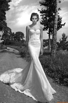 Wedding Dresses Inbal Dror BR-13-23 Paris 2013