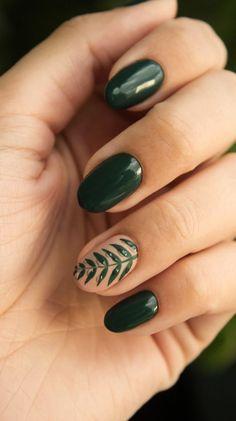 Spring Nail Art 2019 Spring Nail Designs in 2019 Nails Spring nail art Trendy nails Spring Nail Art, Nail Designs Spring, Cool Nail Designs, Spring Nails, Art Designs, Latest Nail Designs, Green Nail Designs, Fun Nails, Pretty Nails