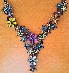 Collier-necklace-fleurs-cristaux-emaux-multicolores-strass-metal-noir-BELLE-MISS