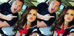Selena Gomez Currently Dominating Carpool Karaoke With James Corden