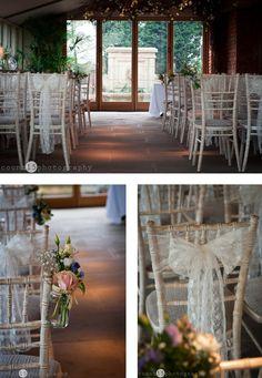 Newton Hall - lace