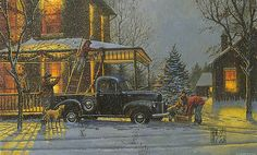 An Old Fashioned Christmas  Dave Barnhouse