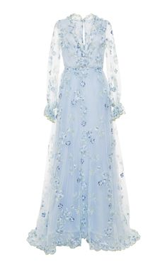light blue party dress long sleeve evening dress tulle applique long prom dress v neck formal dress sold by shuiruyandresses. Shop more products from shuiruyandresses on Storenvy, the home of independent small businesses all over the world. Prom Dresses Long With Sleeves, Dresses Short, Prom Dresses With Sleeves, Tulle Prom Dress, Lace Evening Dresses, Formal Dresses, Dress Long, Blue Dresses, Logo Azul